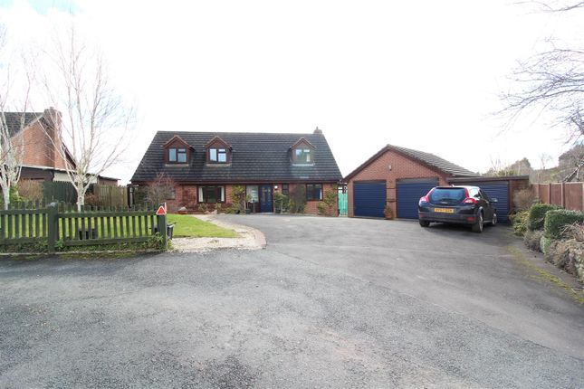 Thumbnail Detached bungalow to rent in Pant, Oswestry