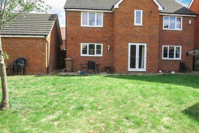 Garden of Howegate Drive, Hampton Vale, Peterborough PE7