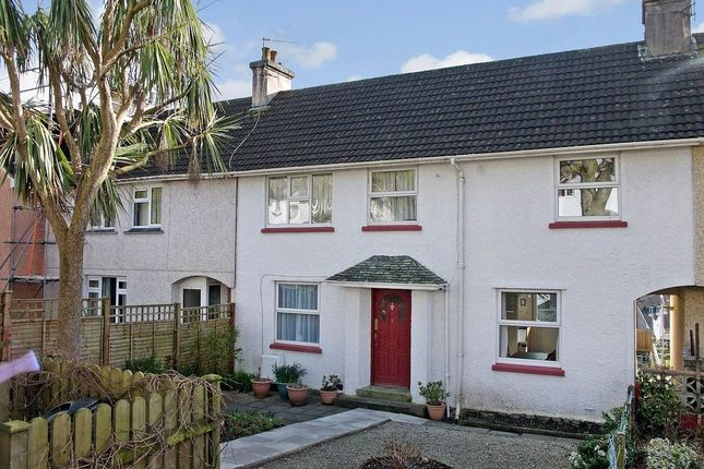 Thumbnail Terraced house to rent in Western Place, Penryn