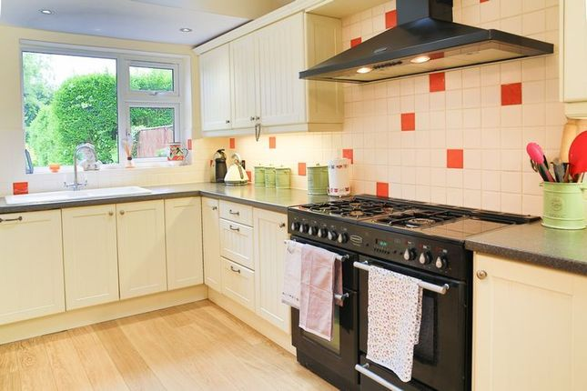 Thumbnail Detached house to rent in Wellington Road, Sandhurst