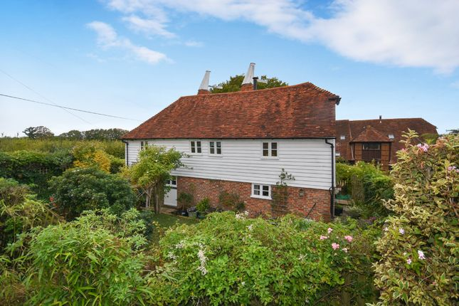 Thumbnail Detached house for sale in Goudhurst Road, Cranbrook
