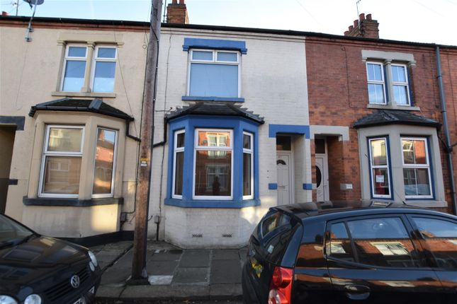 3 bed terraced house to rent in Southampton Road, Northampton NN4