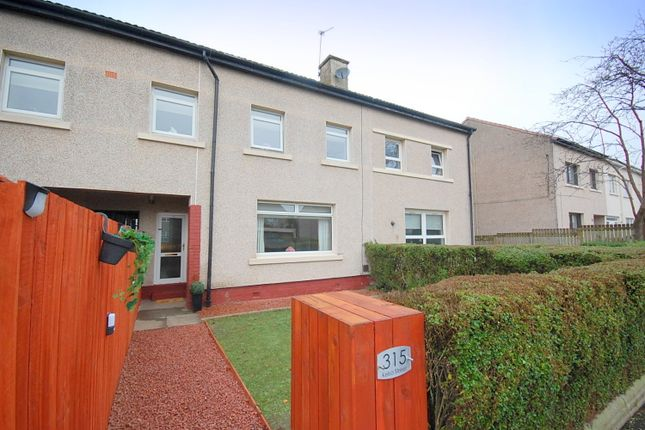 Thumbnail Terraced house for sale in Kelso Street, Knightswood, Glasgow