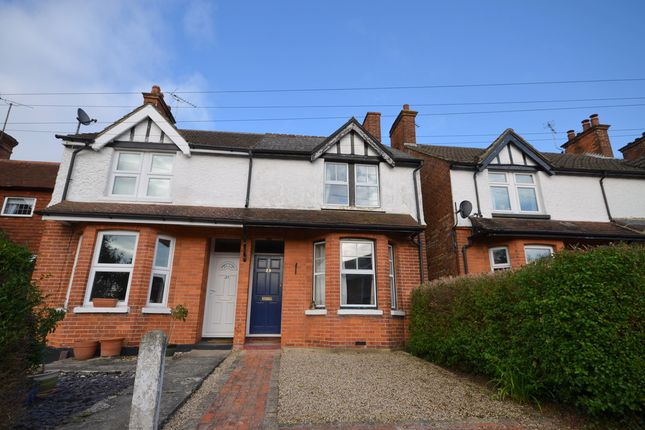 Thumbnail Semi-detached house to rent in Burton Road, Kennington, Ashford