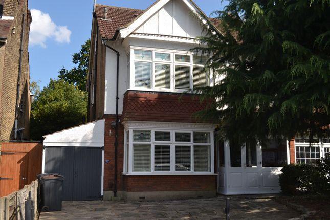 Thumbnail Semi-detached house for sale in Northampton Road, Croydon