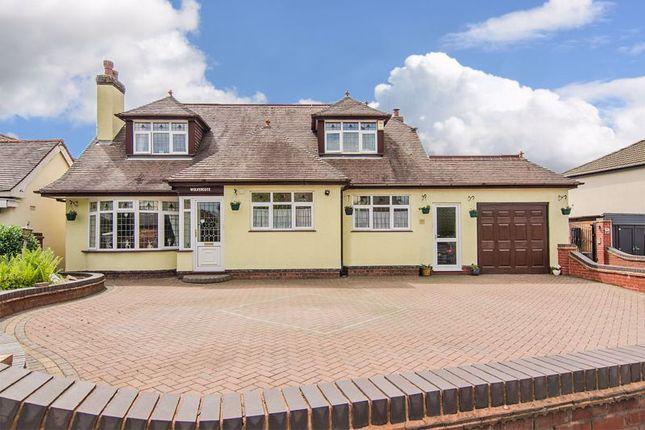 Thumbnail Detached house for sale in Walsall Road, Churchbridge, Cannock