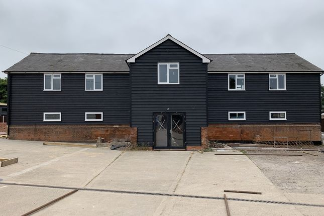Office to let in Church Road Business Centre, Brightlingsea, Colchester, Essex