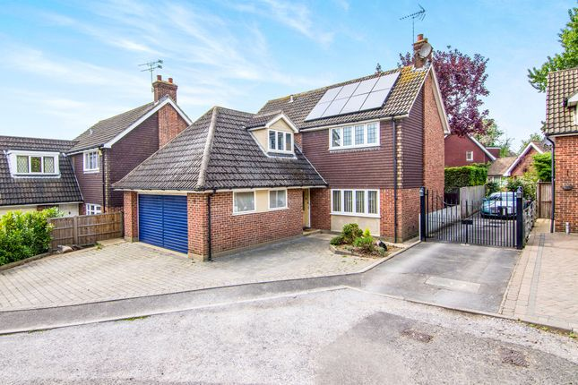 Thumbnail Detached house for sale in Thomas Close, Brentwood