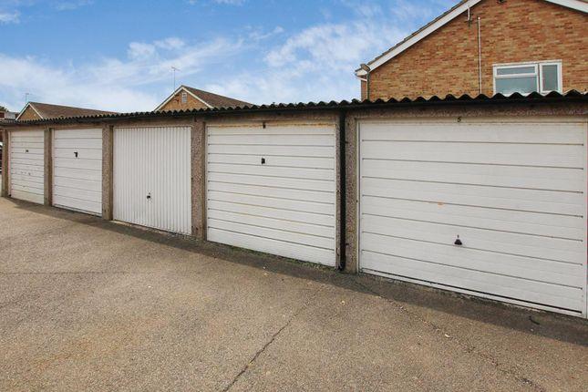 Garage of St. Marys Close, Littlehampton BN17