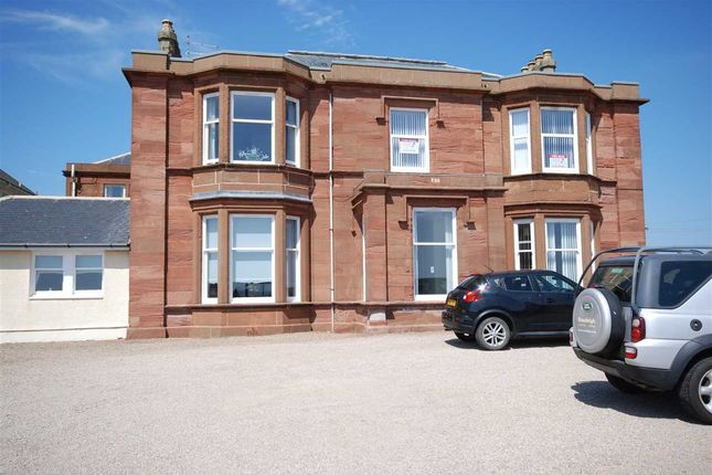 Thumbnail Flat for sale in South Crescent Road, Ardrossan