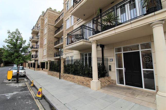 Thumbnail Flat for sale in Carnwath Road, London
