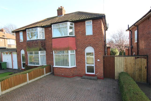 Thumbnail Semi-detached house to rent in 7 Currock Park Avenue, Carlisle, Cumbria