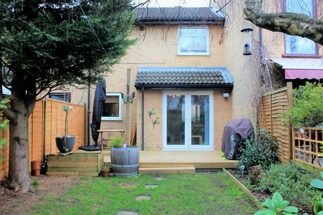 Thumbnail Terraced house for sale in Avondale, Ash Vale