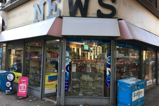 Thumbnail Retail premises to let in Streatham High Road, Streatham, London