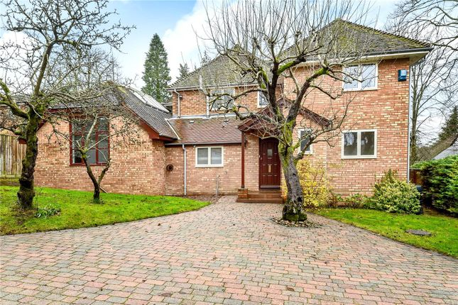 Thumbnail Detached house to rent in Bercote Close, Littleton, Winchester, Hampshire