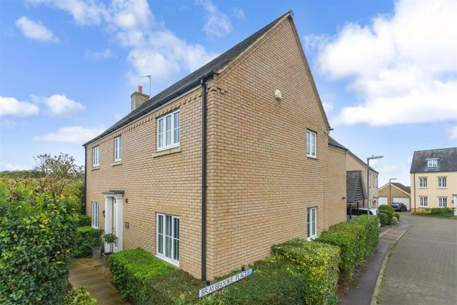 Thumbnail Detached house for sale in Braybrooke Place, Cherry Hinton, Cambridge