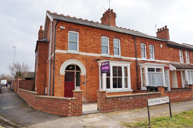 Thumbnail End terrace house for sale in Chichele Street, Higham Ferrers