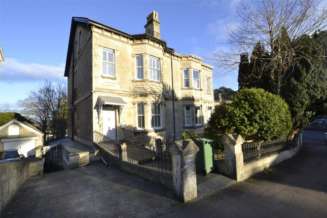 Thumbnail Semi-detached house for sale in Lower Oldfield Park, Bath, Somerset