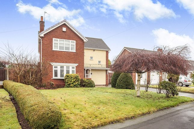 Thumbnail Detached house for sale in Longmeadow Road, Knowsley, Prescot