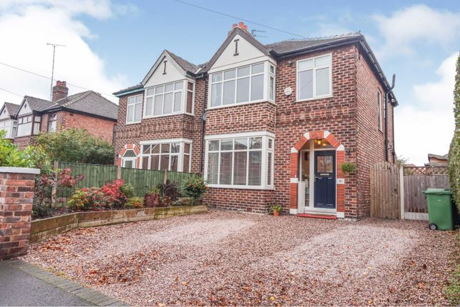 3 bed semi-detached house for sale in Winstanley Road, Sale M33