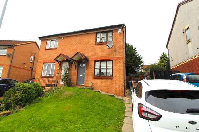 Thumbnail Semi-detached house for sale in Strathmore Walk, Coatbridge, North Lanarkshire