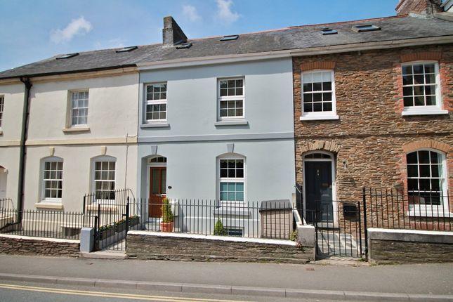 Thumbnail Terraced house for sale in Church Street, Kingsbridge