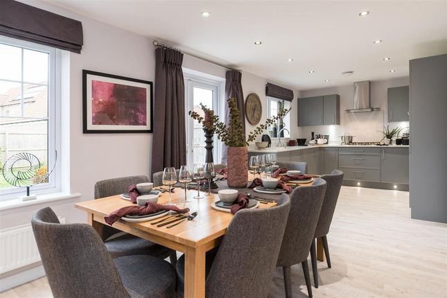 """Thumbnail Detached house for sale in """"The Downham - Plot 100"""" at Rufus Road, Carlisle"""