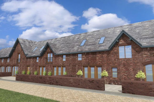 Thumbnail Property for sale in Lubstree Barns, Preston On The Weald Moors, Telford