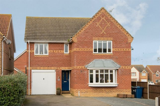 Thumbnail Detached house for sale in Ferriman Road, Spaldwick, Huntingdon