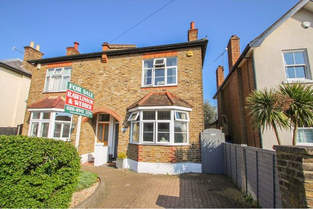 Thumbnail Semi-detached house for sale in Pemberton Road, East Molesey