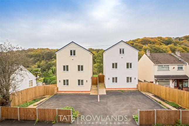 Detached house for sale in Lake View, Greenfield, Flintshire