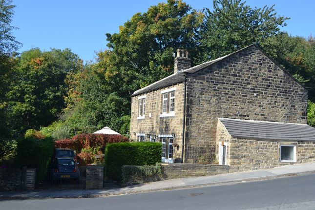 Thumbnail Detached house for sale in Cliffe Lane, Shipley, West Yorkshire
