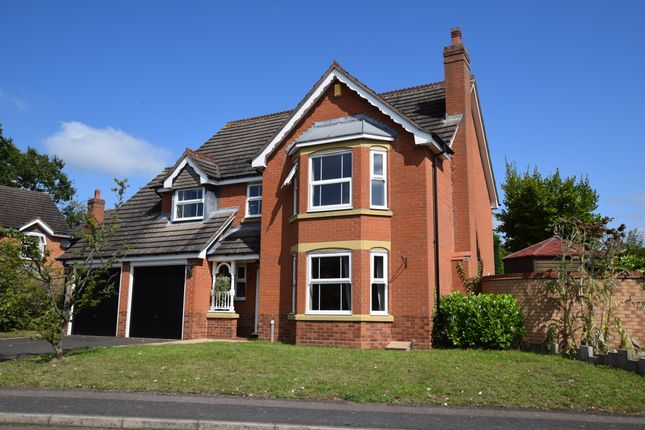Thumbnail Detached house for sale in Blaydon Avenue, Sutton Coldfield, West Midlands