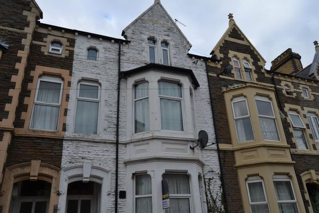 Thumbnail Studio to rent in 92, Claude Road, Roath, Cardiff, South Wales
