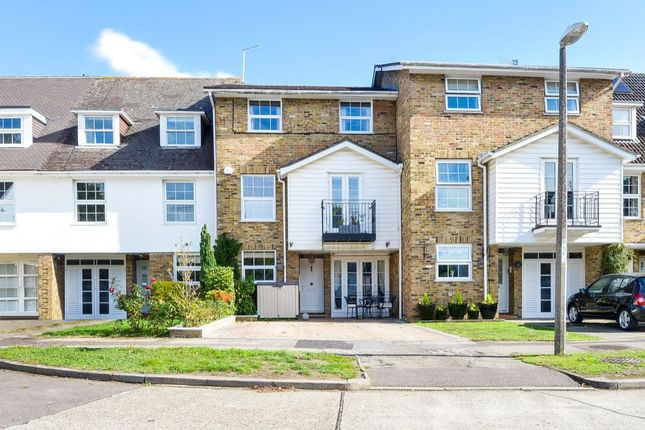 Thumbnail Terraced house for sale in Penshurst, Old Harlow