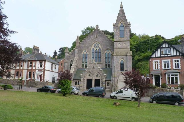 Thumbnail 1 bed maisonette to rent in St Andrews Monastery, Torquay, Devon