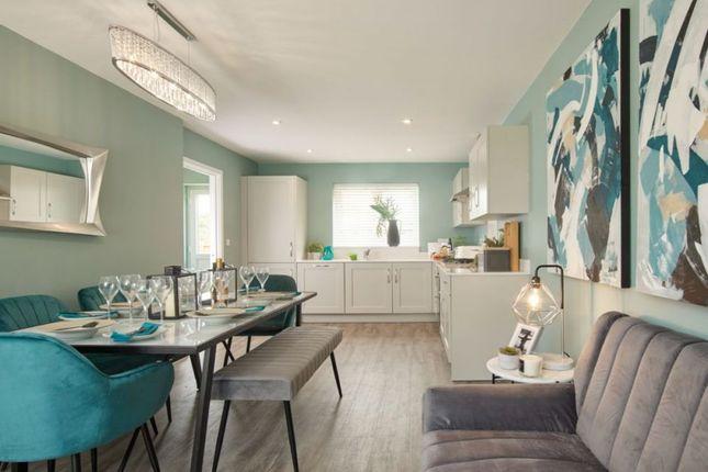 "Thumbnail Property for sale in ""The Keswick "" at Tangier Lane, Bishops Waltham, Southampton"