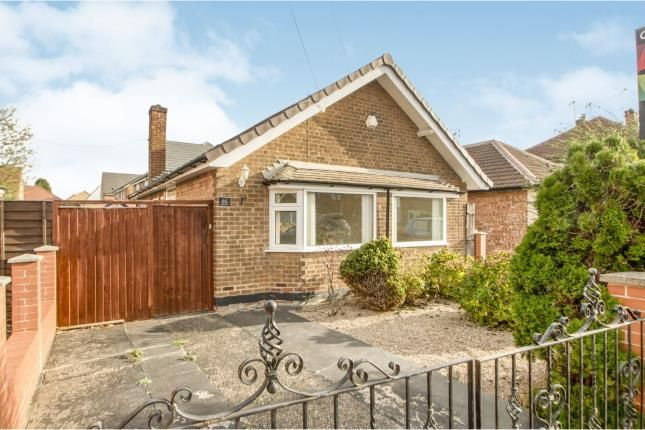 Thumbnail Bungalow for sale in Charles Avenue, Chilwell, Beeston, Nottingham