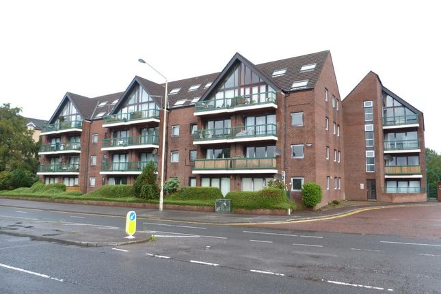 Thumbnail Flat to rent in Balmoral Court, Belfast