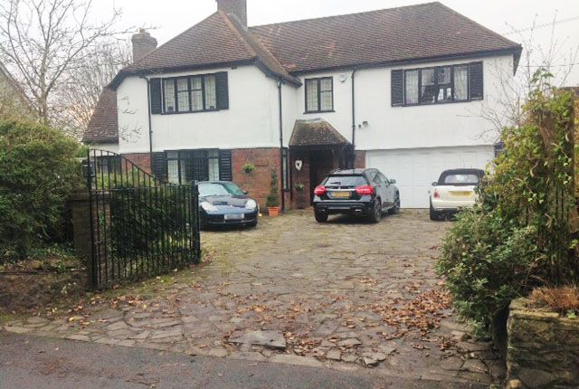 Thumbnail Detached house for sale in Began Road, Cardiff