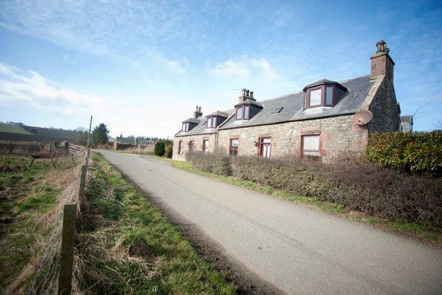 Thumbnail Detached house for sale in Rothienorman, Gordonstown, Inverurie