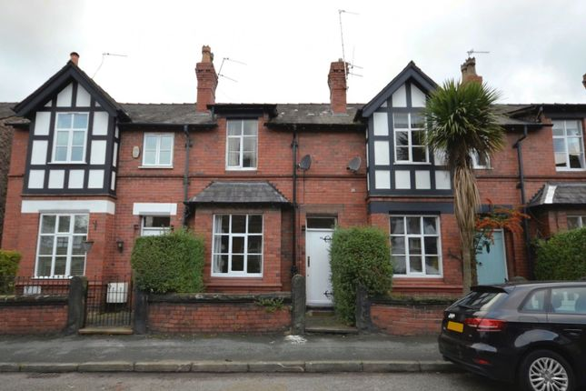 3 bed terraced house for sale in Brown Street, Altrincham WA14