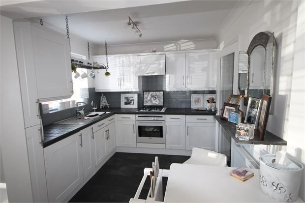 Kitchen Area of Brewers Wharf, Newark, Nottinghamshire. NG24