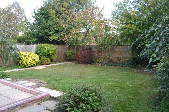 Garden of Priory Road, Fressingfield, Suffolk IP21