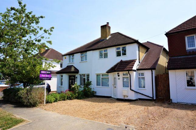 Thumbnail Semi-detached house for sale in Oakway, Woking