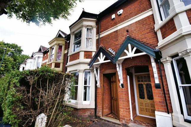 Thumbnail Terraced house to rent in Sir Johns Road, Selly Park, Birmingham