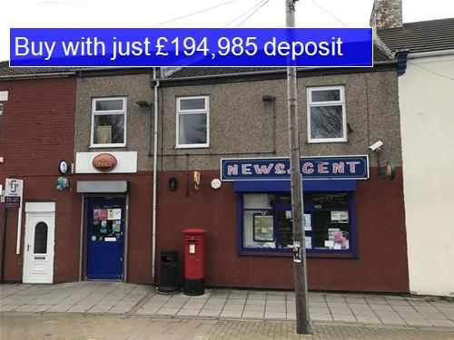Thumbnail Retail premises for sale in Front Street East, Haswell, Durham