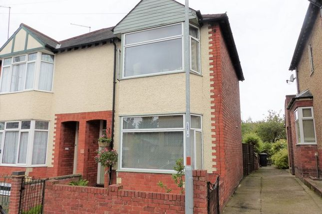 3 bed semi-detached house for sale in Beech Avenue, Northampton