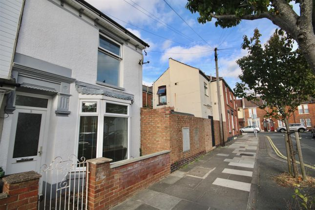 Thumbnail End terrace house to rent in Ranelagh Road, Portsmouth
