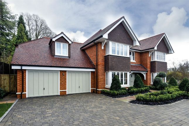 Thumbnail Detached house for sale in King William Court, Hartley Wintney, Hampshire